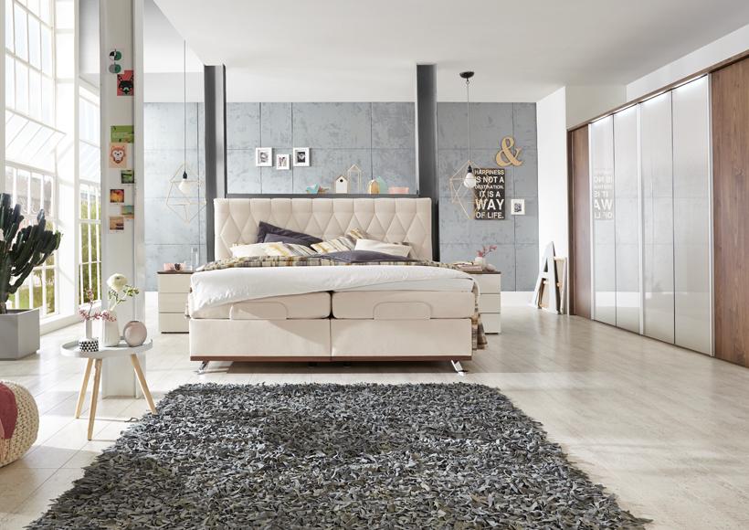 Schlafzimmer komplett - Mario Schiemann Küche + Wohnen in Allendorf ...
